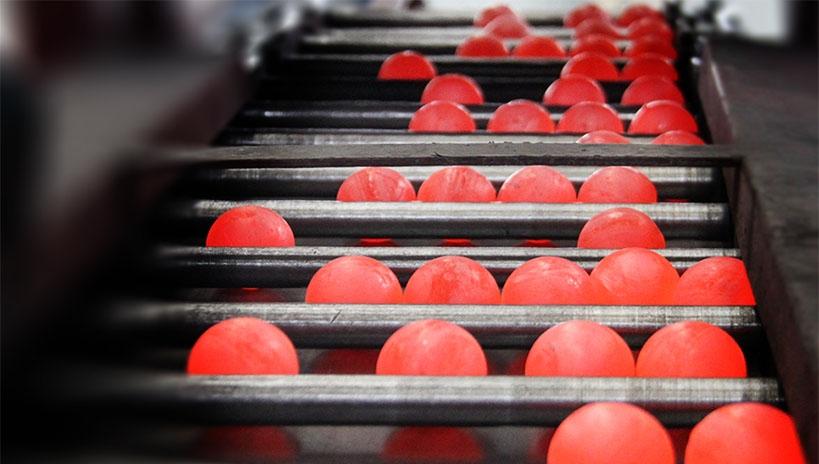 Cast Iron Grinding Balls