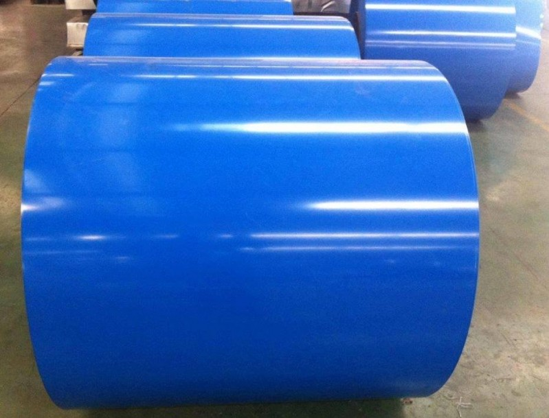 Pre-painted Galvanized Iron (PPGI) For Sale