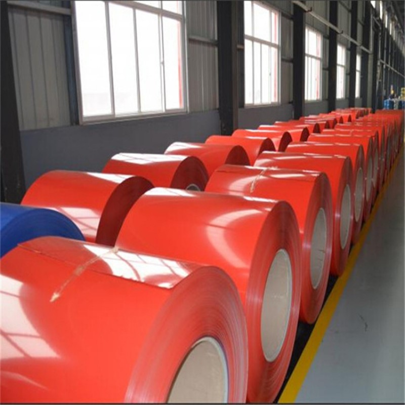 High Grade Pre-painted Galvanized Iron (PPGI) For Sale