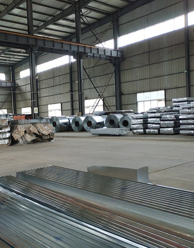 High Grade Corrugated Roofing Sheet For Sale