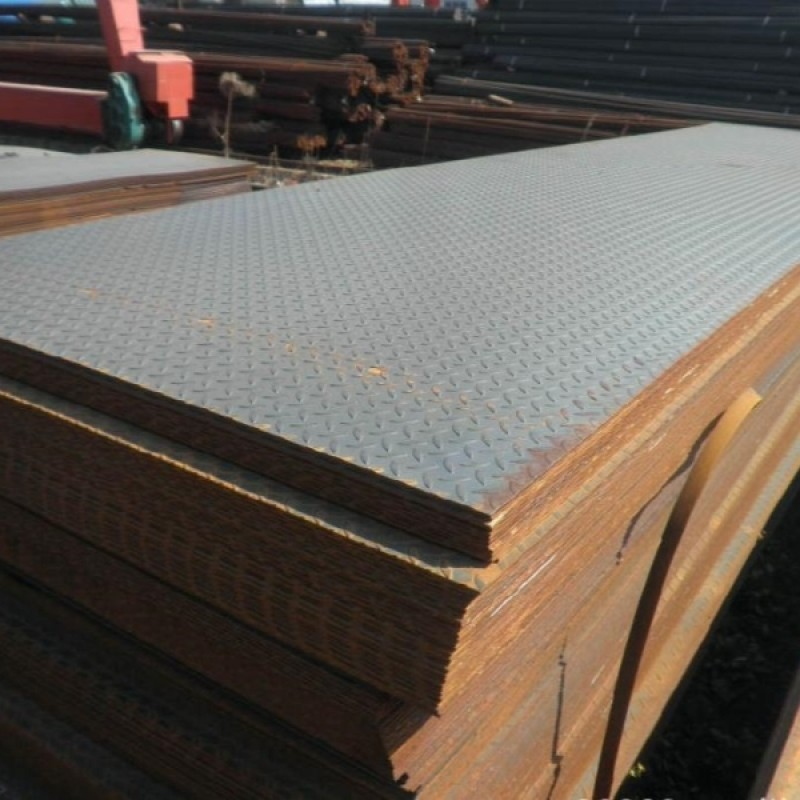 Camasteel Checkered Plate For Sale