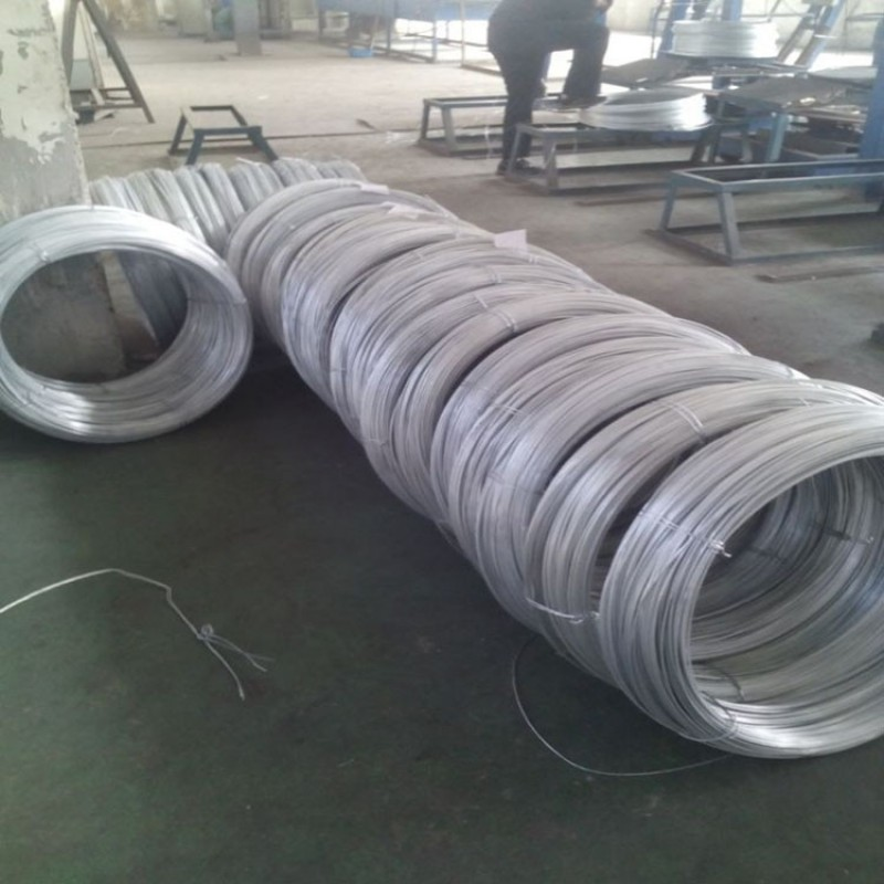 Galvanized steel Wire for metal products For Sale | Camasteel