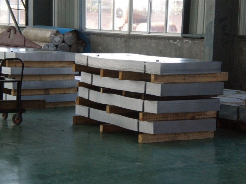 Buy Cold Rolled Steel Plates at Camasteel