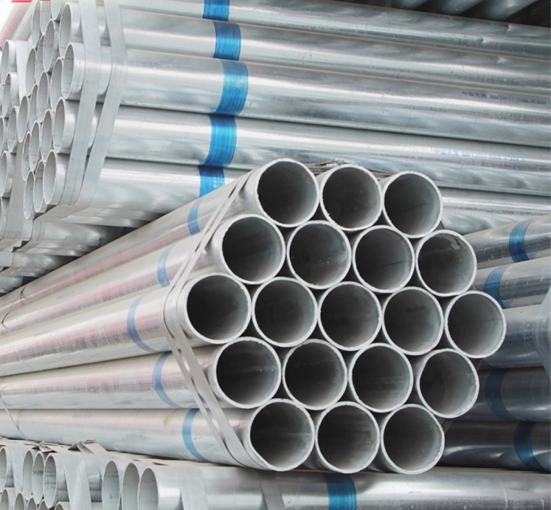 Galvanized Steel Pipes For Sale | Camasteel