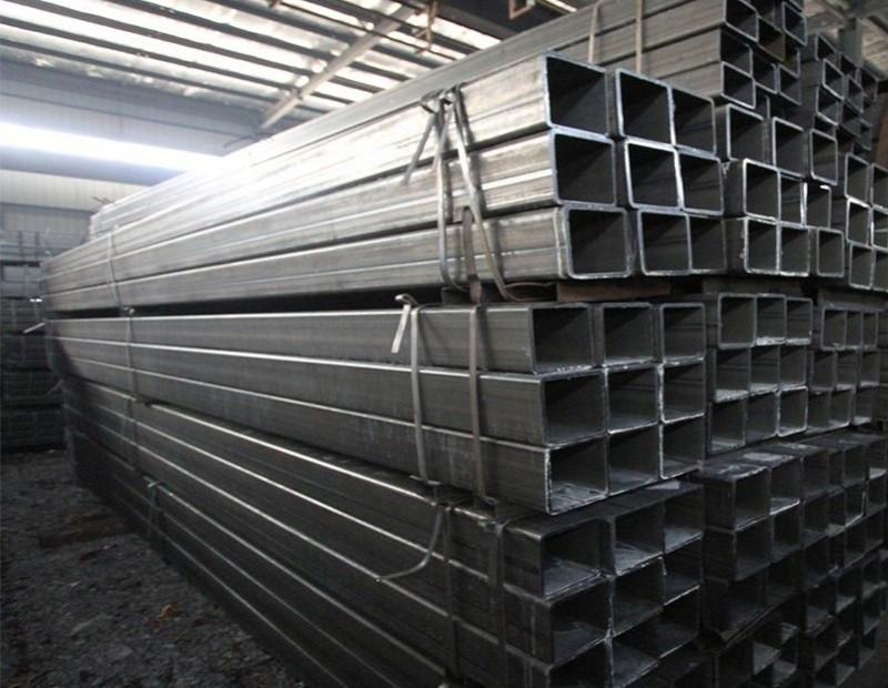 High Grade Rectangular Steel Tube For Sale