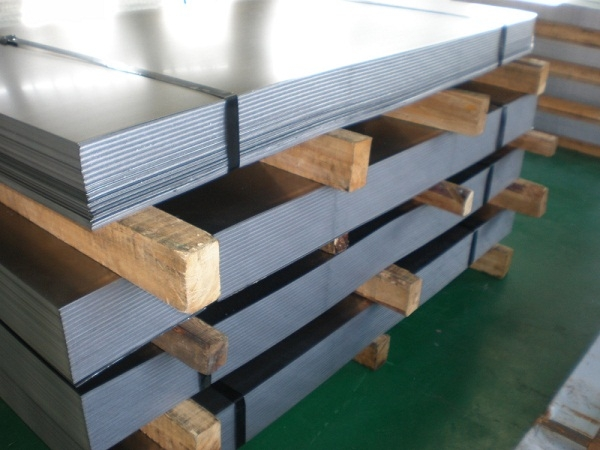 Cold rolled steel plate at Camasteel