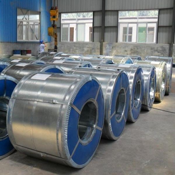 Galvanized iron at Camasteel