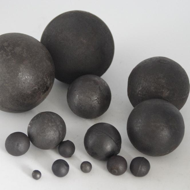 Grinding media steel balls at Camasteel