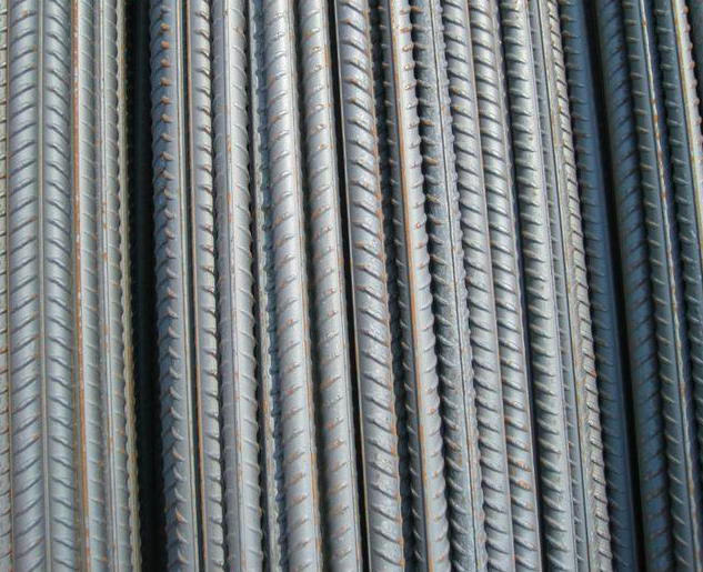 Hot rolled rebar steel rebar iron rod building material at Camasteel