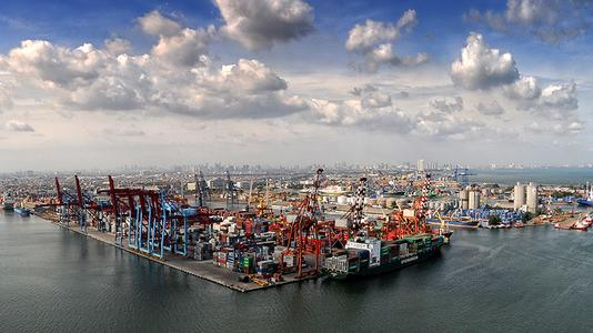 Port of Tanjung: largest port of Indonesia