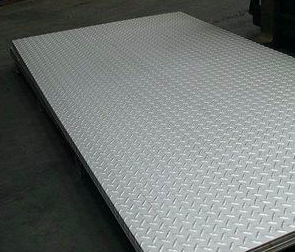 stainless steel checkered steel plate at Camasteel