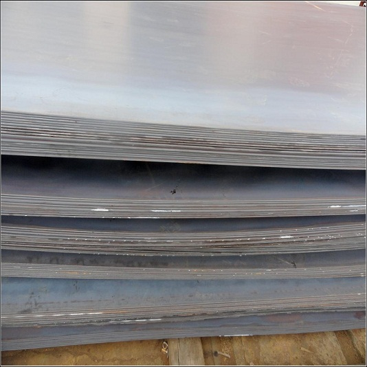 typical hot rolled steel sheet