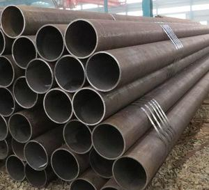 typical seamless steel pipe at Camasteel