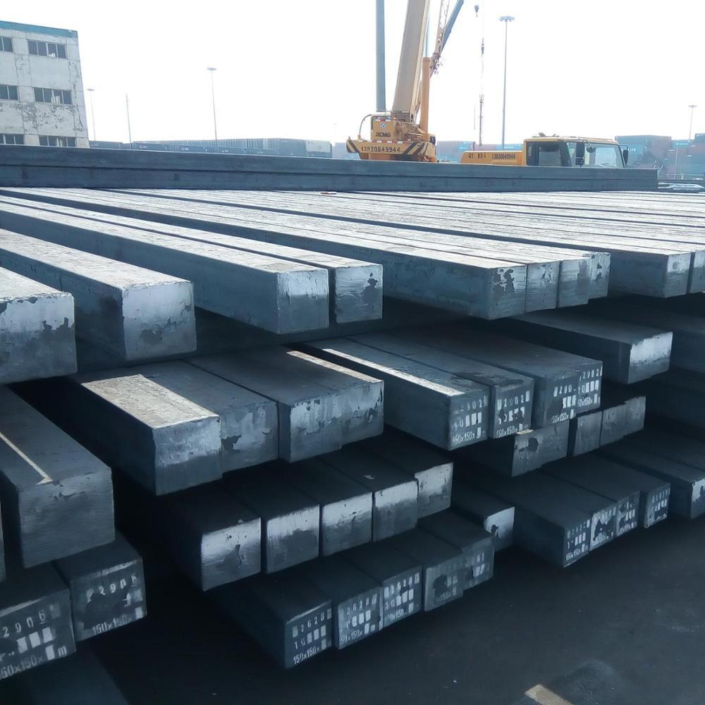 typical steel billets for structure at Camasteel