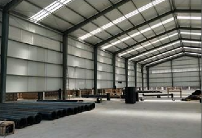 warehouse construction in Philippines