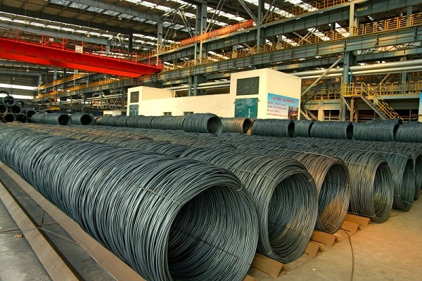 Wire rod at Camasteel