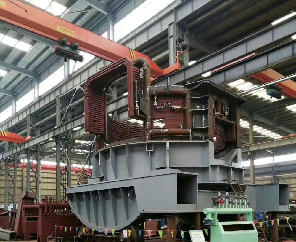 electric arc furnace manufacture steel beams
