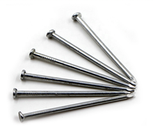 Most popular uses of Steel common nails are in building structures and often in construction industries